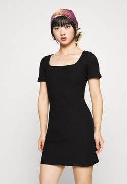 Glamorous Petite - Robe en jersey - black