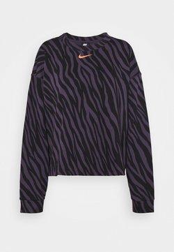 Nike Sportswear - Sweatshirt - dark raisin