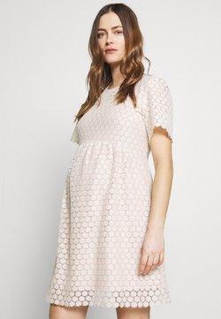 Paula Janz Maternity - DRESS ALICE MEDIUM - Vapaa-ajan mekko - white