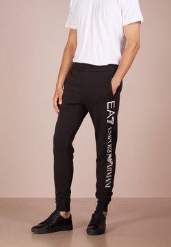 EA7 Emporio Armani - PANTALONI - Jogginghose - black