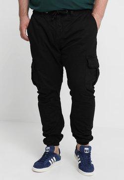 Urban Classics - Pantalon cargo - black