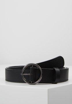 Zign - LEATHER - Gürtel - black