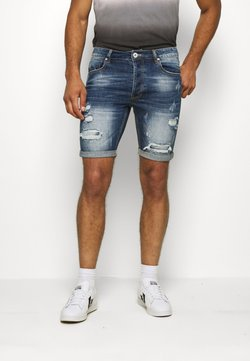 Kings Will Dream - SELBOURNE CLEAN  - Jeansshort - indigo
