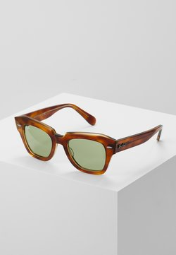 Ray-Ban - STATE STREET - Solbriller - transparent/green