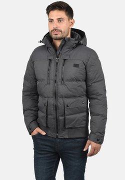 Blend - RAVE - Winterjacke - mottled dark grey