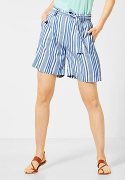 Cecil - Shorts - blau