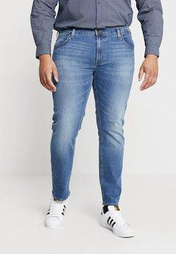 Lee - DAREN ZIP FLY - Jeans slim fit - broken blue