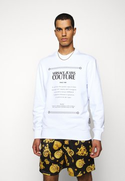 Versace Jeans Couture - Collegepaita - bianco