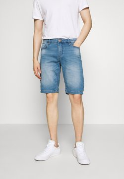 Cars Jeans - TUCKY SHORT - Jeansshort - denim