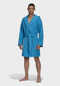 adidas Performance - DRESSING GOWN - Dressing gown - blue