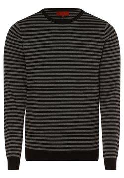 FINSHLEY & HARDING - Strickpullover - schwarz grau