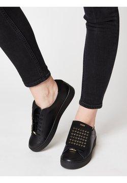 faina - Sneakers laag - schwarz
