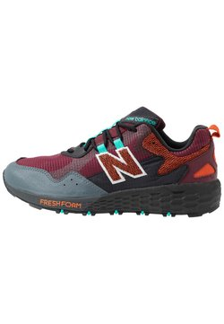 New Balance - FRESH FOAM CRAG - Zapatillas de trail running - red