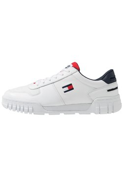 Tommy Jeans - RETRO - Sneakers laag - white