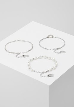 sweet deluxe - 3 PACK - Armband - silber-coloured