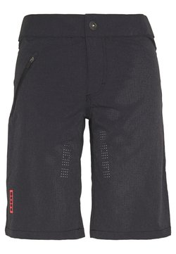 ION - ION BIKESHORTS TRAZE - kurze Sporthose - black