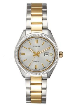 Casio - Uhr - silver-coloured/gold-coloured