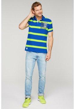 Camp David - Poloshirt - urban blue