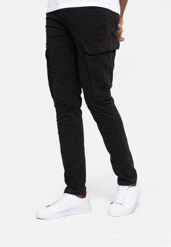 Threadbare - Reisitaskuhousut - black