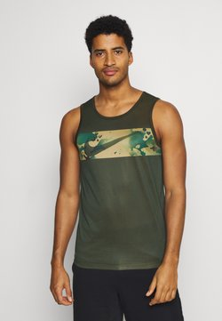 Nike Performance - Camiseta de deporte - olive