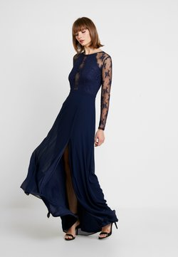 Nly by Nelly - SOMETHING ABOUT HER GOWN - Suknia balowa - navy
