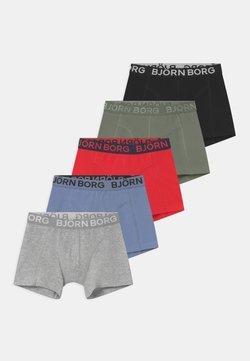 Björn Borg - SEASONAL SOLID SAMMY 5 PACK - Shorty - sea spray