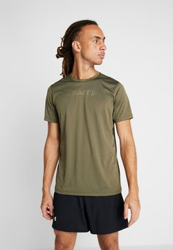 Craft - CORE ESSENCE TEE  - T-Shirt print - rift