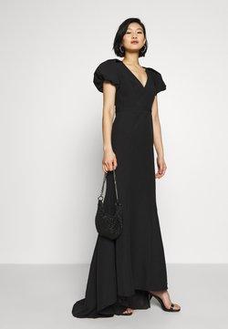 Jarlo - MAPLE TWINSET - Vestido de fiesta - black
