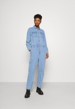 Dr.Denim - YORK BOILER SUIT - Haalari - light retro