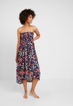 Esprit - JASMINE BEACH A TUBE DRESS - Beach accessory - ink