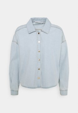 ONLY - ONLGWYNITH LIFE - Overhemdblouse - light blue denim