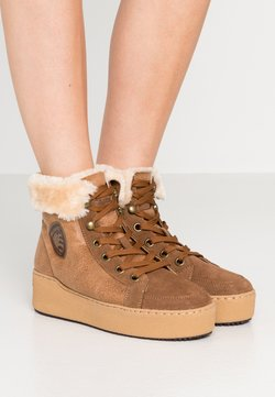 Blauer - MADELINE - Ankle Boot - cognac