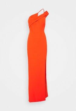 BCBGMAXAZRIA - EVE DRESS - Suknia balowa - open orange