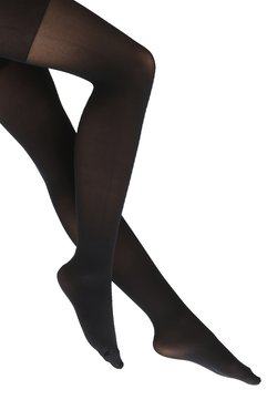 Spanx - LUXE LEG HIGH WAISTED - Panty - very black