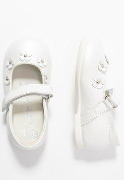 Primigi - Ballerinat nilkkaremmillä - bianco