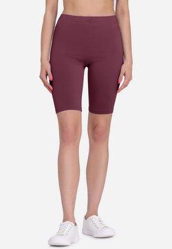 Bellivalini - Shorts - bordeaux