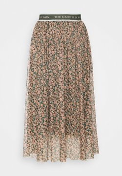 Rich & Royal - SKIRT PRINTED - A-Linien-Rock - multi-coloured