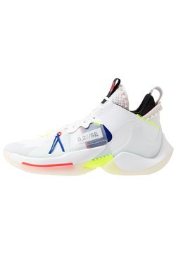Jordan - WHY NOT 0.2 SE - Chaussures de basket - white/ghost aqua/hyper royal/volt/sail