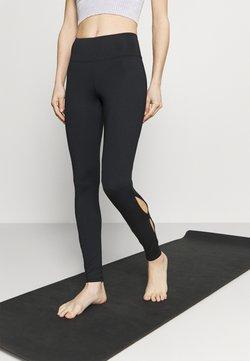South Beach - KEY HOLE LEGGINGS - Collants - black