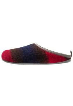 Camper - TWINS - Chaussons - red/grey
