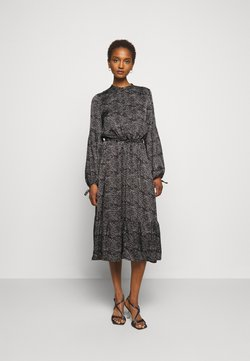 Bruuns Bazaar - BECCA ARY DRESS - Maxikleid - black
