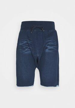Schott - Jogginghose - washed blue