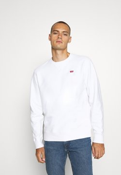 Levi's® - NEW ORIGINAL CREW UNISEX - Sweatshirt - white