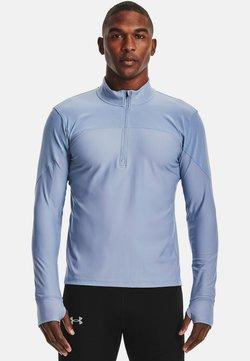 Under Armour - QUALIFIER  - Camiseta de deporte - blue