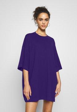 Weekday - HUGE - T-shirt basic - dark purple