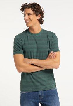 Mustang - T-Shirt print - grün