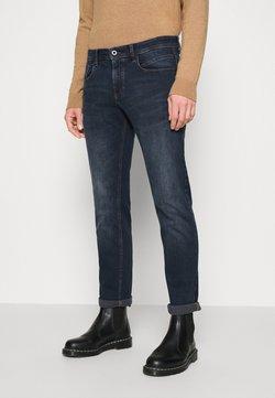 camel active - REGULAR - Jeans Straight Leg - blue od black