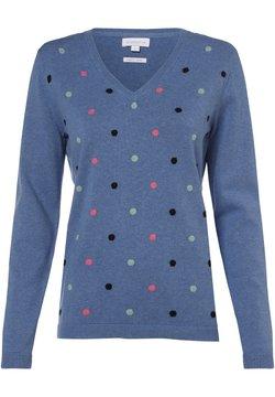 brookshire - Sweatshirt - blau