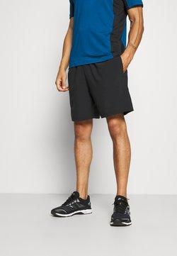 Endurance - VANCLAUSE - Sports shorts - black