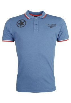 TOP GUN - Poloshirt - royal blue